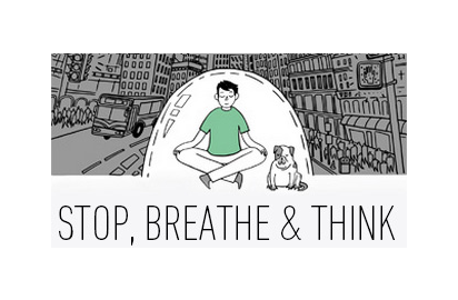 Stop Breathe Think Logo
